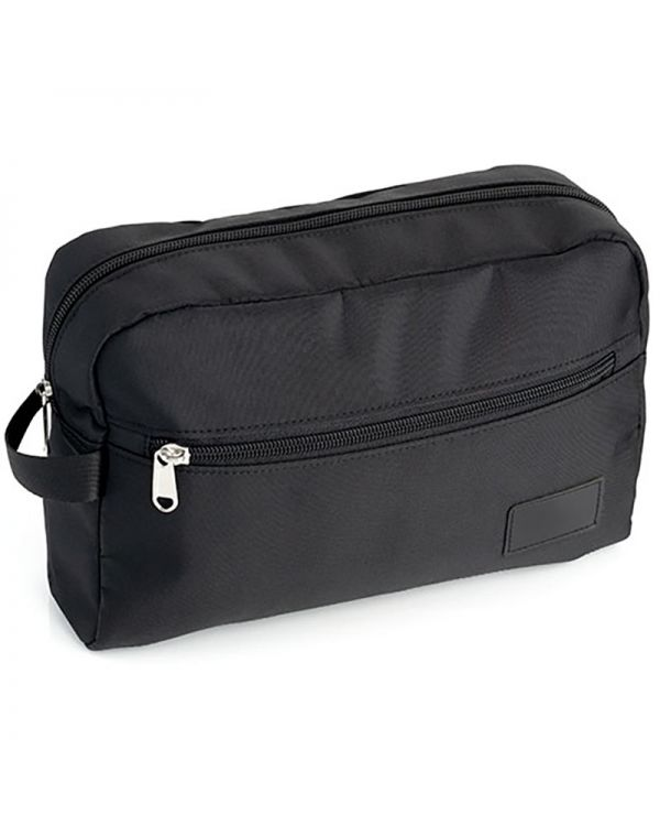Mens Black Travel Bag