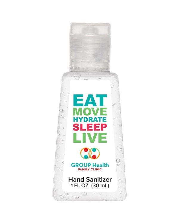 Urban 30 ml Hand Sanitizer -  ColourJet Label