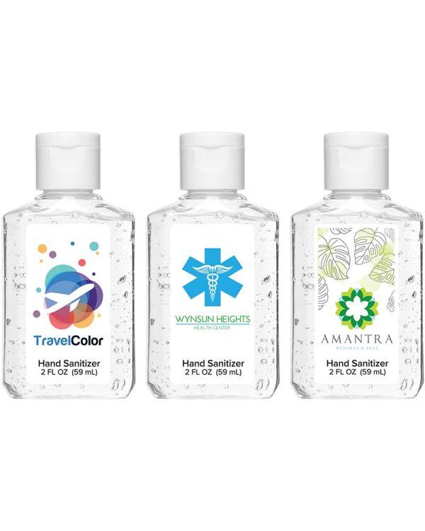 Urban 60 ml Hand Sanitizer - ColourJet Label