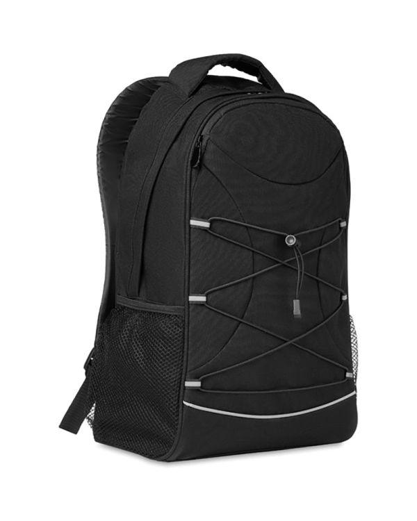 Monte Lomo 600D RPET Backpack