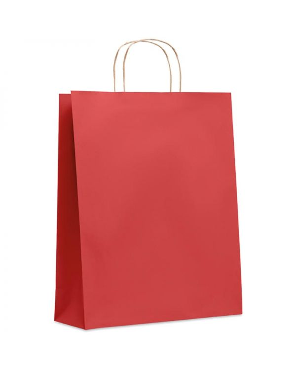Paper Tone L Large Gift Paper Bag 90 gr/m2