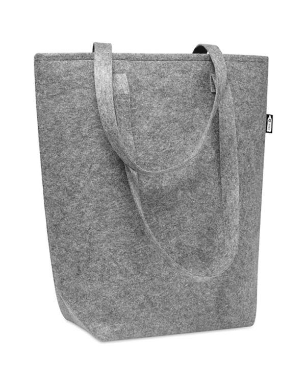 Baglo RPET Felt Shopping Bag