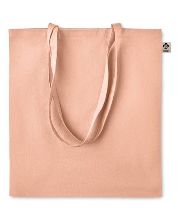 Zimde Colour Organic Cotton Shopping Bag