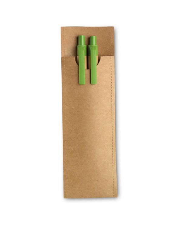 Greenset Set Of Pencil And Ball Pen