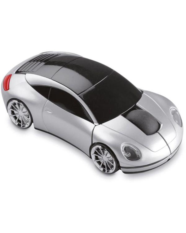 Speed Wireless Mouse In Car Shape