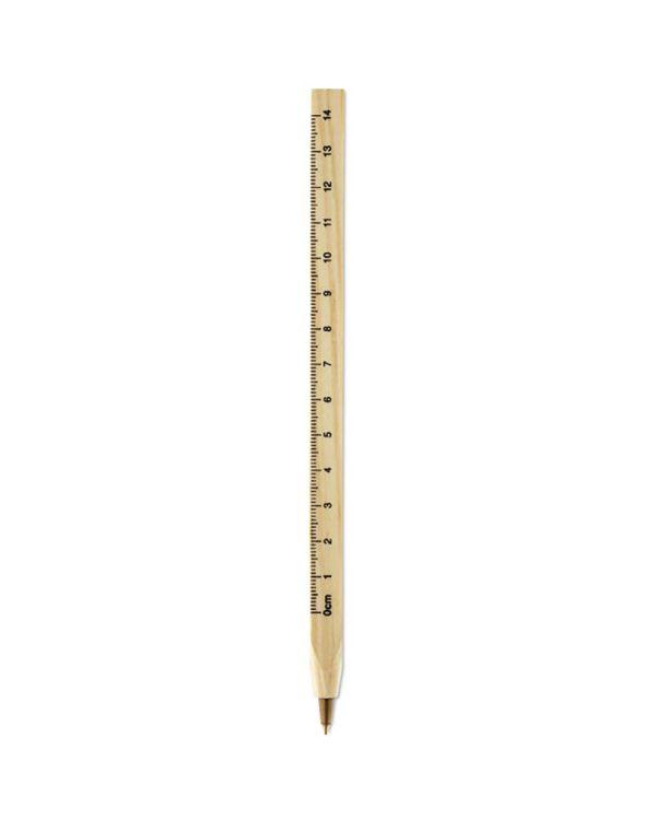 Woodave Wooden Ruler Pen