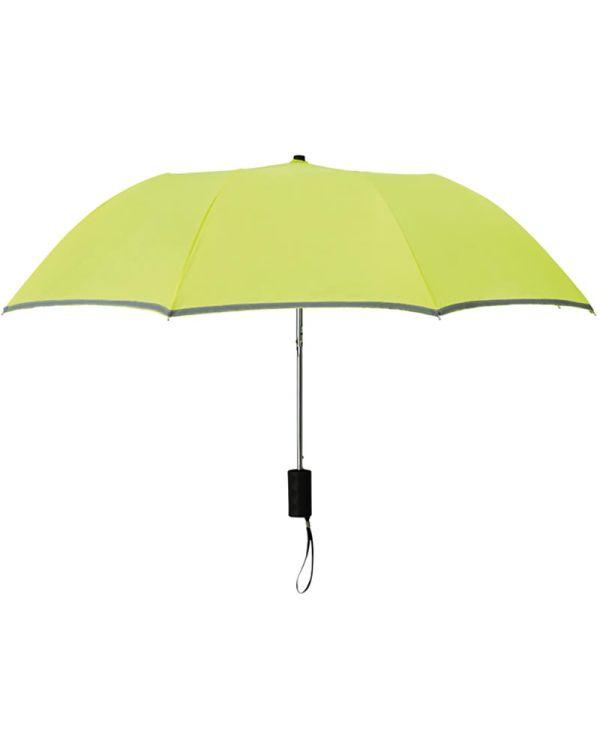 Neon 21 Inch 2 Fold Umbrella