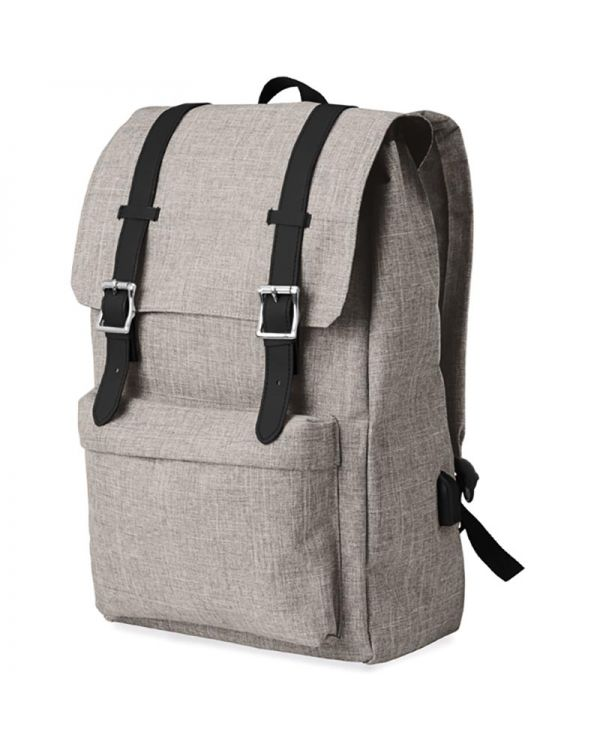 Riga Backpack In 600D Polyester