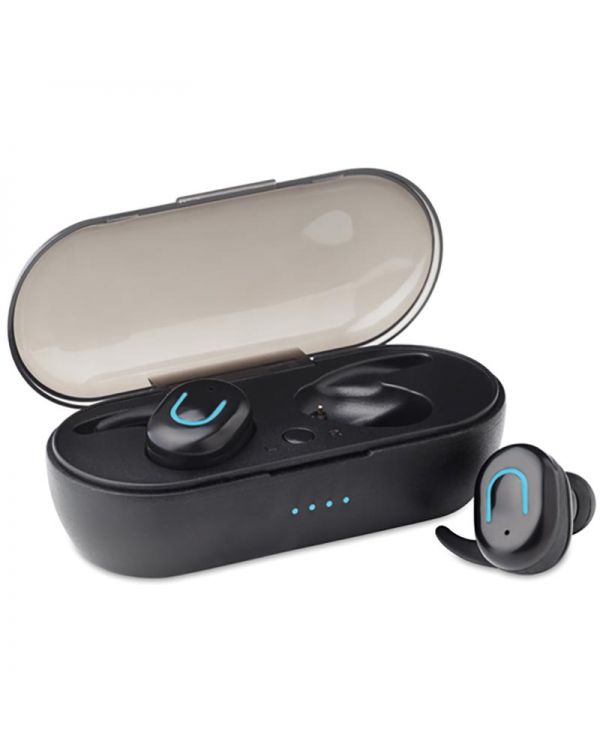 Twins TWS Earbuds With Charging Box
