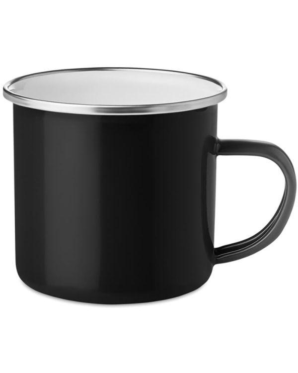 Plateado Metal Mug With Enamel Layer