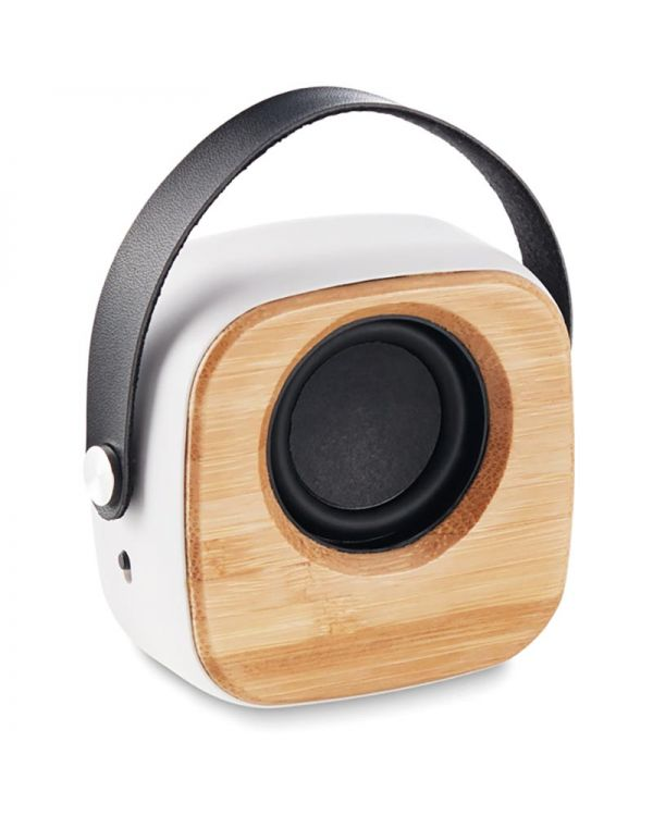 Ohio Sound Speaker 3W With Bamboo Front