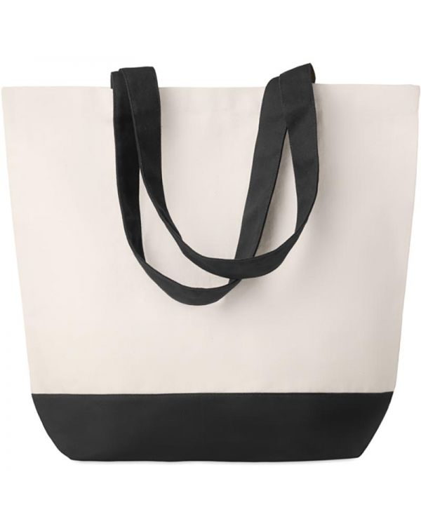 Kleuren Bag Canvas Beach Bag 280gr/m2