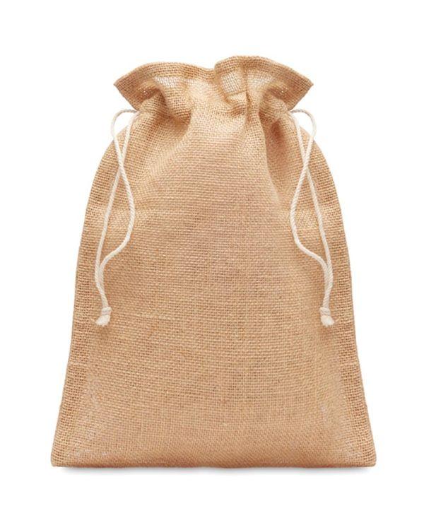 Jute Medium Jute Gift Bag 25 X 32cm