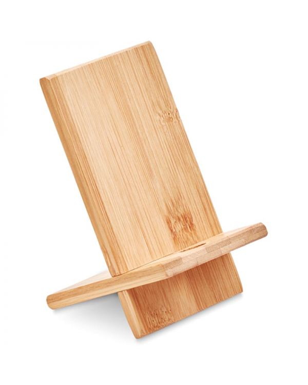 Whippy Bamboo Phone Stand/ Holder