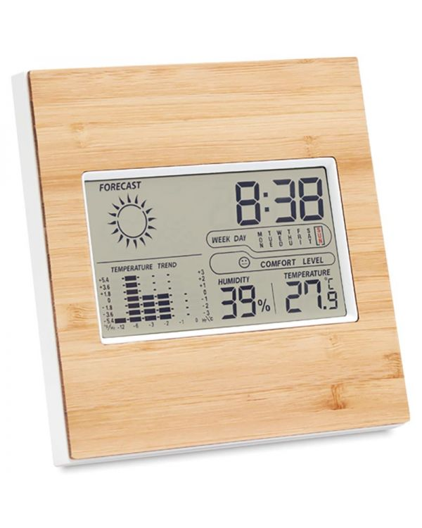 Turku Weather Station Bamboo Front