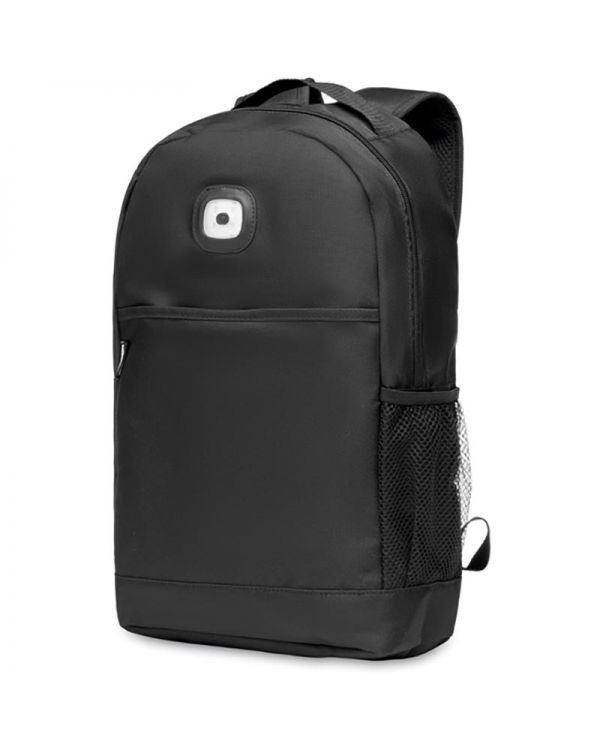 Urbanback Backpack In RPET & COB Light