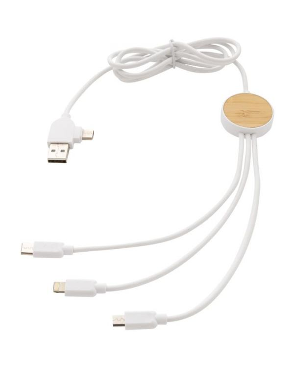 Ontario 1.2 Metre 6-In-1 Charging Cable
