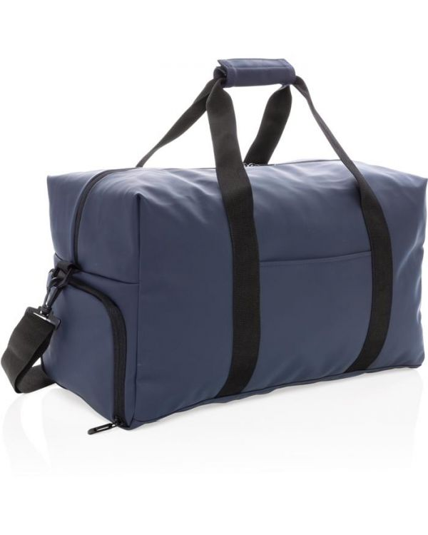 Smooth PU Weekend Duffle