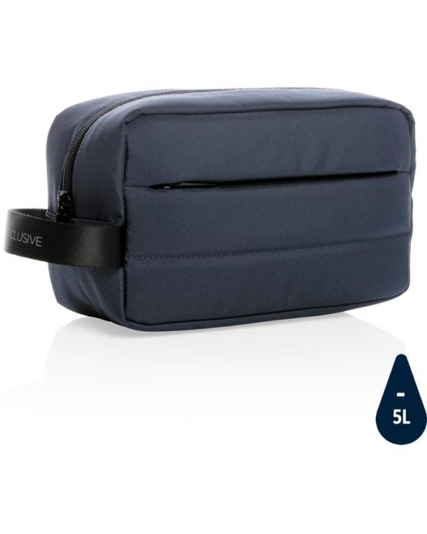 Impact Aware RPET Toiletry Bag
