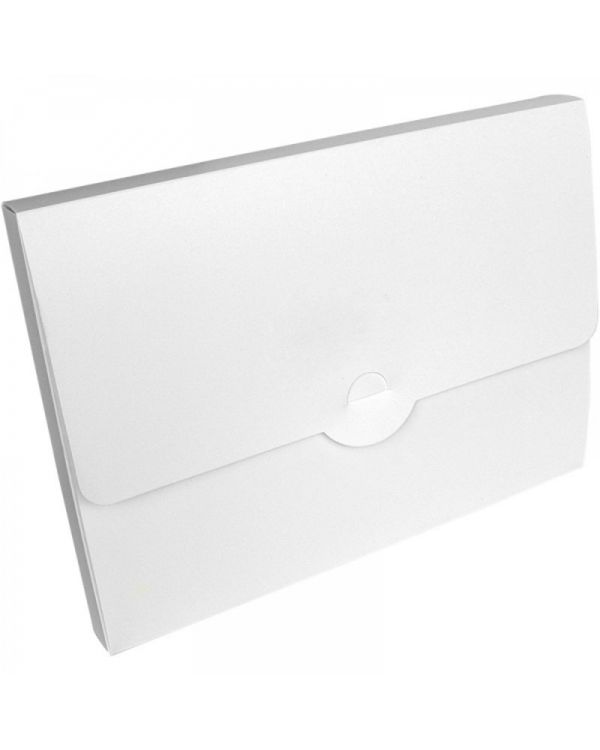 Polypropylene Conference Box - Available in Frosted White or Frosted Clear