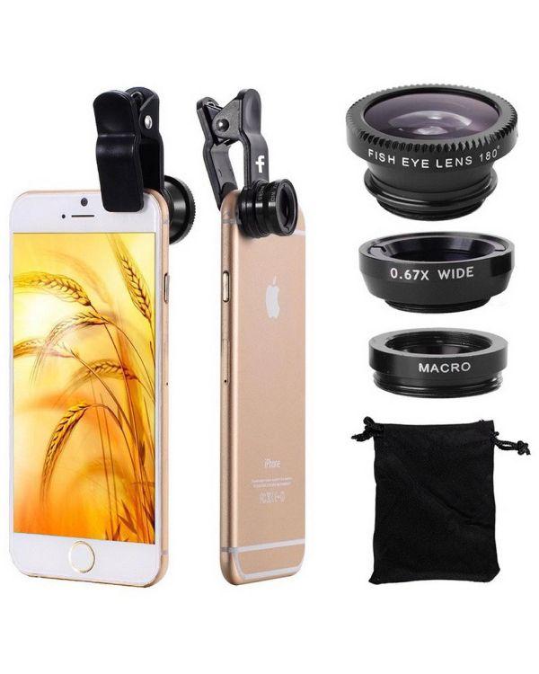 Phone Camera Lens Set