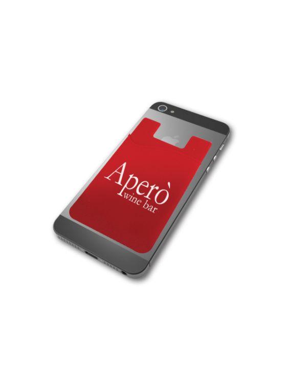 Silicon Phone Pocket