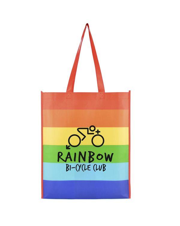 Rainbow Shopper