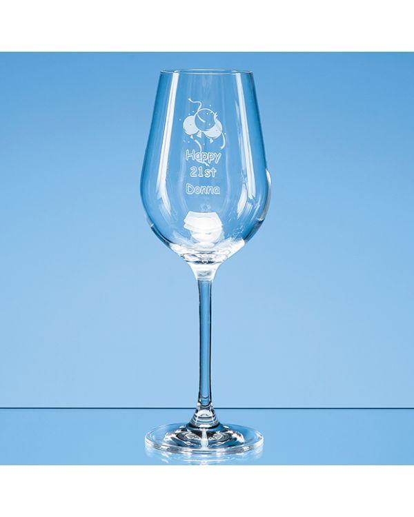 350ml Aura Crystalite Wine Glass