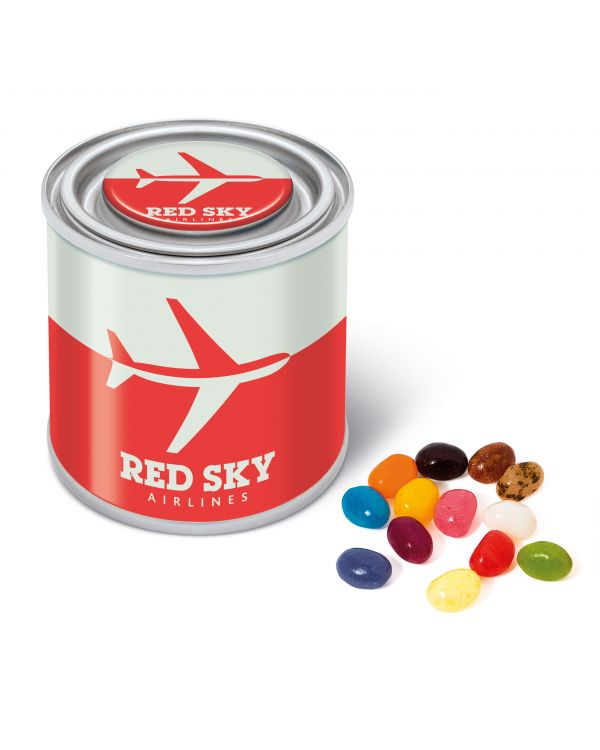 Paint Tin (Small) Jelly Bean (JBF)