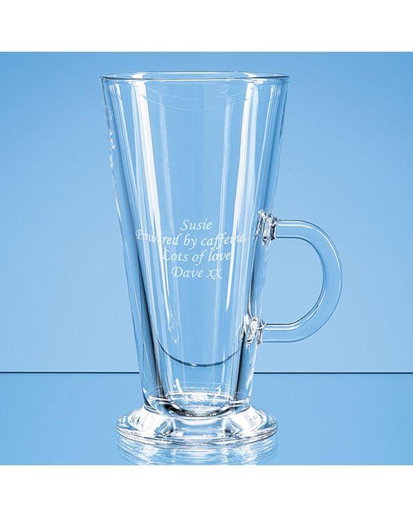 370ml Barista Latte Glass