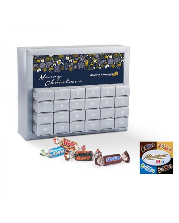 Exquisit advent calendar Miniatures Mix