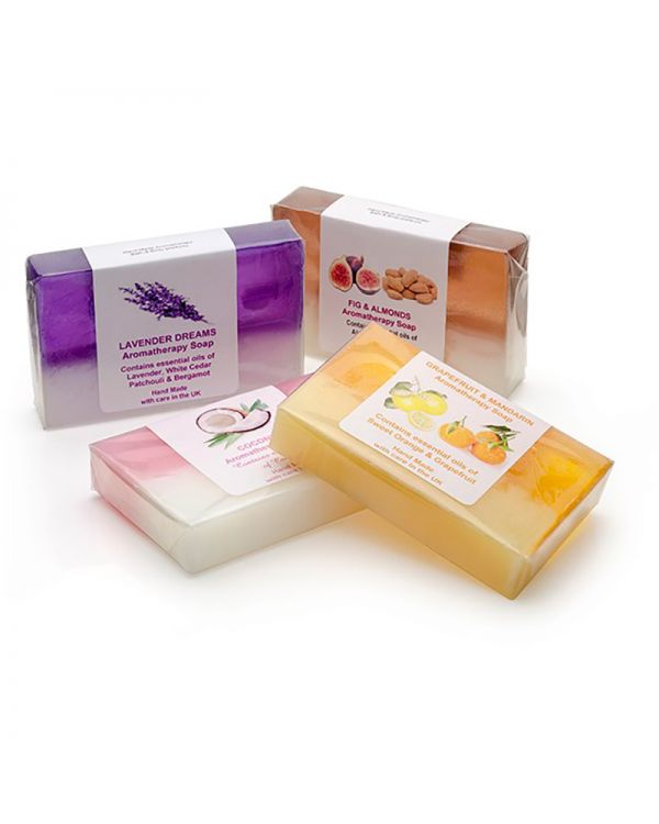 Hand Made Aromatherapy Soap 100g