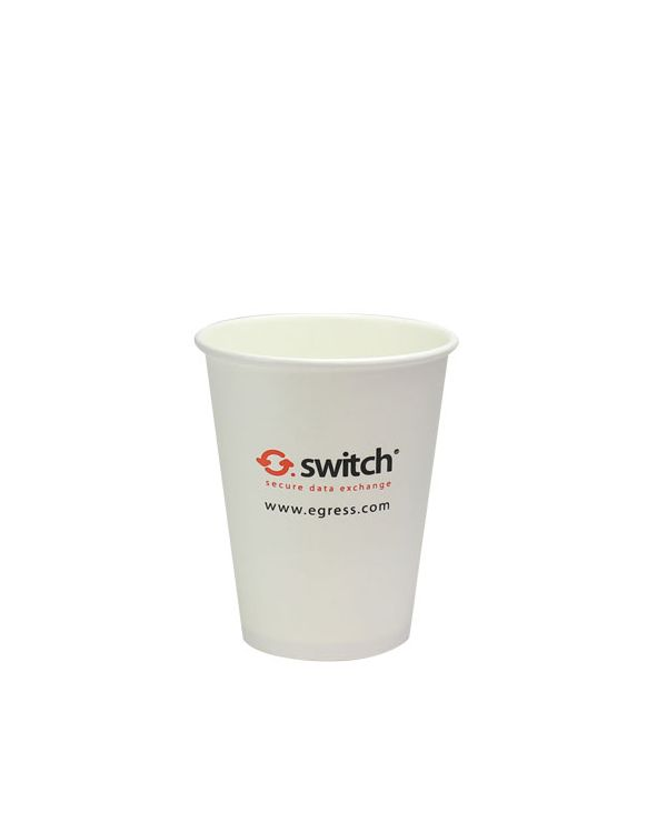 10oz Singled Walled Simplicity Paper Cup