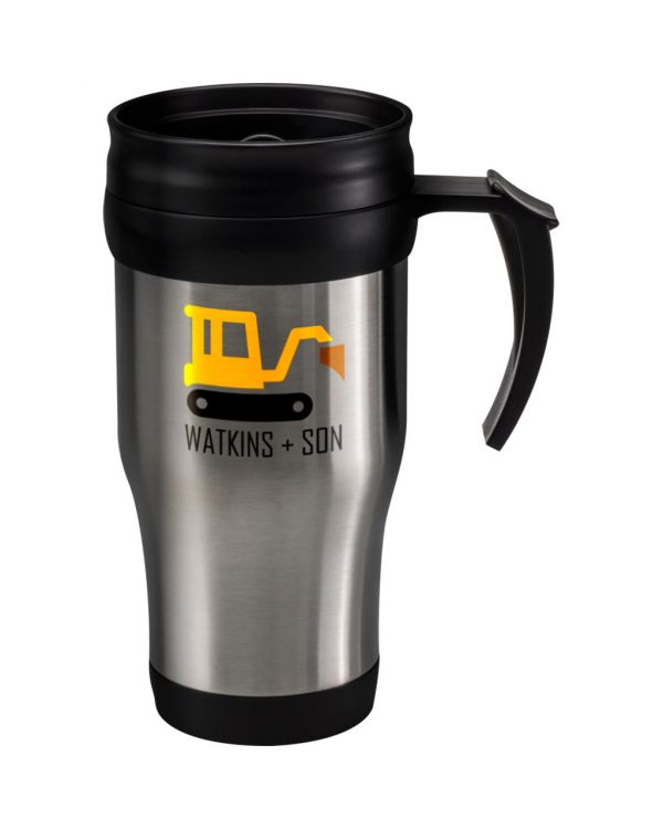 Stainless Steel Thermal Mug