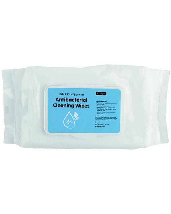 Anti Bacterial Wipes (30)