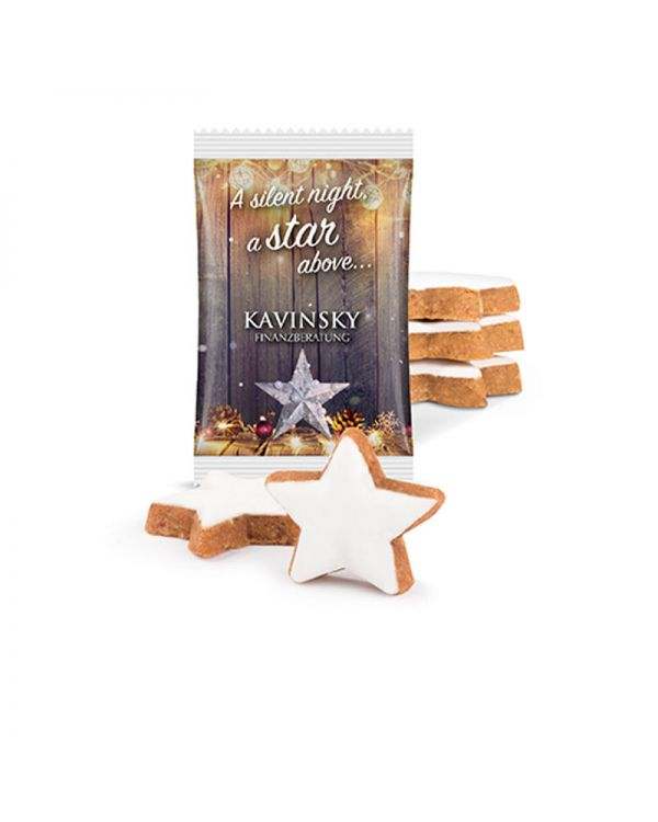 Star Cinnamon Cookie