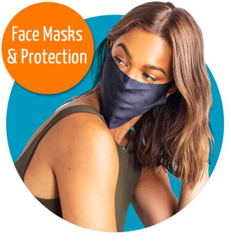 Face Masks & Protection