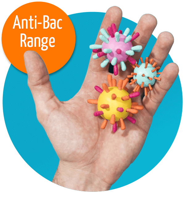 Anti-Bacterial Product Catalogue