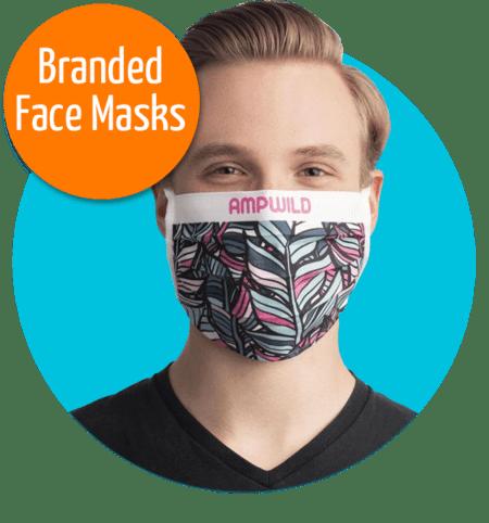 Branded Face Masks