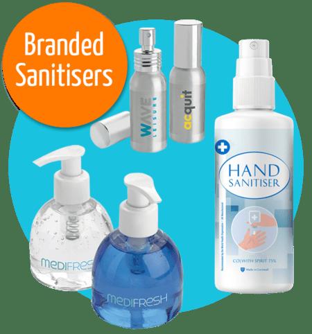 Branded Sanitisers
