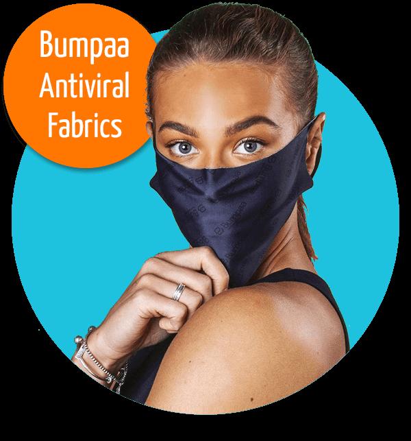 Bumpaa Antiviral Fabrics